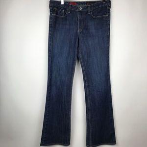 AG Elite Jean in Cobalt 32R